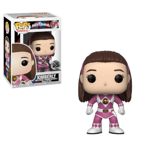 Figura Funko Pop! Ranger Rosa Kimberly - Power Rangers
