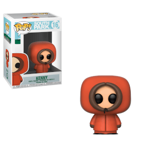 South Park Kenny Pop! Vinyl Figur