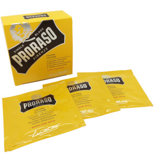Proraso Refreshing Tissues - Wood and Spice (Pack of 6): Image 2