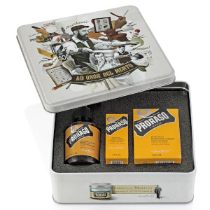 Proraso Beard Care Tin - Wood and Spice (Worth $50)