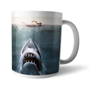 Jaws Classic Poster Mug
