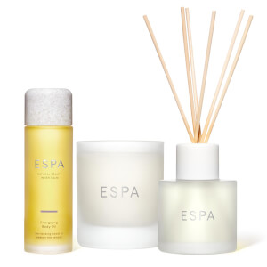ESPA Energising Home and Body Collection (Worth £99.00)
