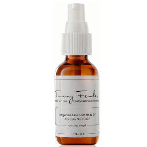 Tammy Fender Holistic Skin Care Bulgarian Lavender Body Oil Travel Size 1oz (Free Gift) (Worth Value $12.00)