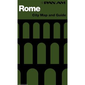 PAN AM Rome Print