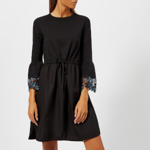See by Chloé Women's Embellished Dress - Black