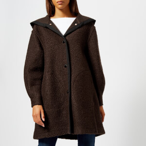 See By Chloé Women's Long Coat - Full Brown