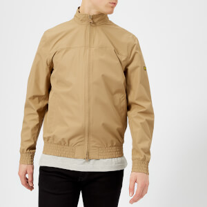 Barbour International Men's Holt Jacket - Military Brown