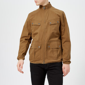 Barbour International Men's Donnington Casual Jacket - Dark Sand