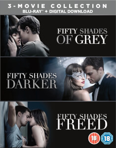 Fifty Shades 1-3 Boxset (Includes Digital Download)