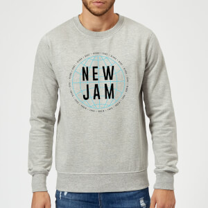 Ranz + Niana New Jam Global Sweatshirt - Grey