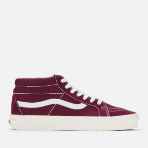 Vans Men's Sk8-Mid Reissue Retro Sport Trainers - Port Royale