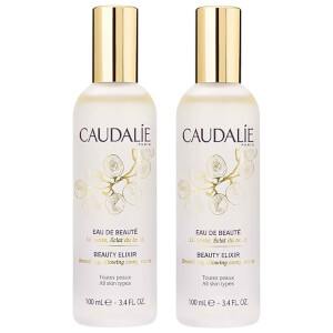 Caudalie Beauty Elixir Gold Limited Edition Duo 2 x 100ml