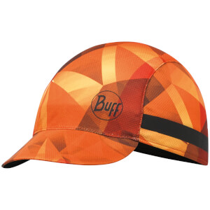 Buff Packable Cycling Cap - Flame Orange
