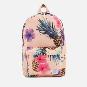 Herschel Supply Co. Women's Classic Mid-Volume Backpack - Peach Pineapple