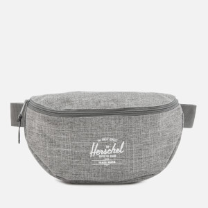 Herschel Supply Co. Men's Sixteen Hip Pack - Raven Crosshatch