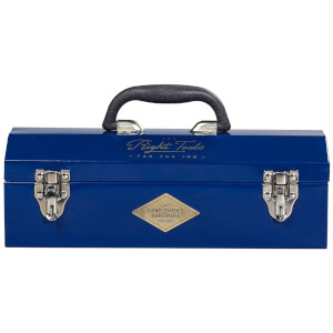 Gentlemen's Hardware Medium Tool Box - Navy