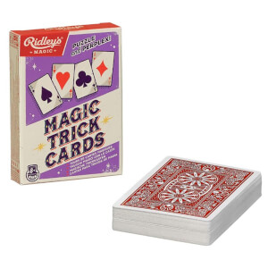 Ridleys' Games Magic Trick Cards