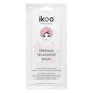 ikoo Infusions Thermal Treatment Hair Wrap Color Protect and Repair Mask -hiusnaamio 35g