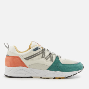 Karhu Men's Fusion 2.0 Runner Trainers - Silver Birch/Shaded Spuce