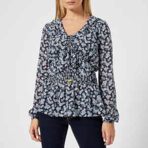 MICHAEL MICHAEL KORS Women's Cherry Blossom Top - Multi