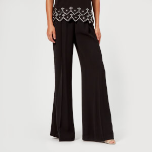 MICHAEL MICHAEL KORS Women's High Waisted Pants - Black