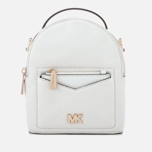 MICHAEL MICHAEL KORS Women s Jessa Extra Small Convertible Backpack - Optic  White 066023f6b