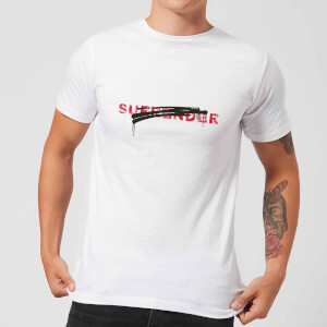 Narcos Surrender T-Shirt - White