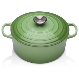 Le Creuset Signature Cast Iron Round Casserole Dish 24cm - Rosemary