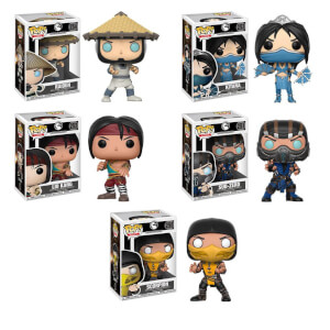 Mortal Kombat S8 Pop! Vinyl - Pop! Collection