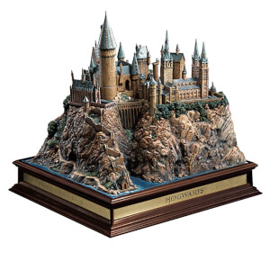 Harry Potter Hogwarts School Sculpture