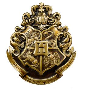 Harry Potter Hogwarts Crest Wall Art