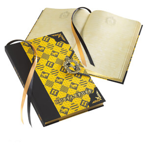 Cuaderno Hufflepuff - Harry Potter