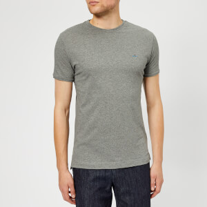 Vivienne Westwood Men's Organic Jersey Peru T-Shirt - Grey Melange