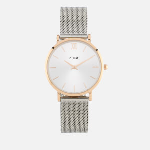Cluse Women's Minuit Watch - Silver