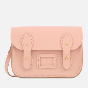 The Cambridge Satchel Company Women's The Tiny Satchel - Flax Matte