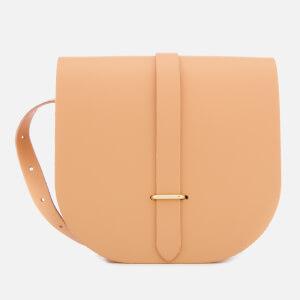 The Cambridge Satchel Company Women's Saddle Bag - Honey Matte