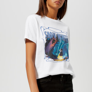 Coach 1941 Women's Disney X Coach Snow White Band T-Shirt - White