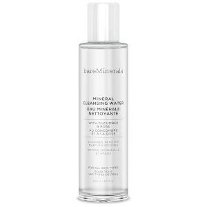 bareMinerals Skinsorials: Mineral Cleansing Water