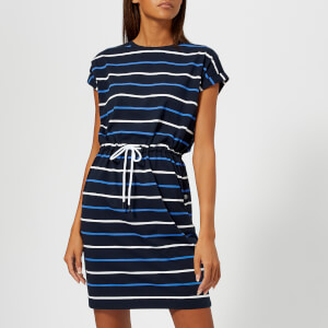Barbour Women's Marloes Dress - Navy/Blue/White
