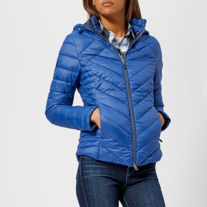 Barbour Women's Pentle Quilt Jacket - Sea Blue