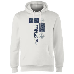 Star Wars The Resistance Hoodie - Weiß