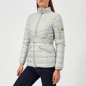 Barbour International Women's International Hedemora Quilt Jacket - Ice White