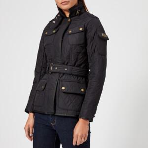 Barbour International Women's Tourer Polarquilt Jacket - Navy