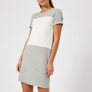 Barbour International Women's Estoril Dress - Pale Grey/Marl/Off White