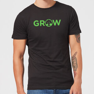 T-Shirt Homme Grow - Magic : The Gathering - Noir