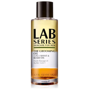 Aceite de afeitado y barba The Grooming Oil de Lab Series Skincare for Men 50 ml