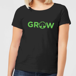 Magic The Gathering Grow Women's T-Shirt - Black