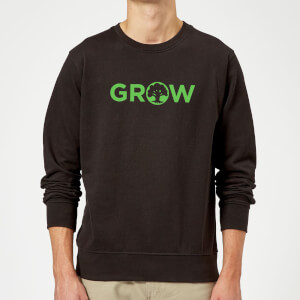 Sweat Homme Grow - Magic : The Gathering - Noir