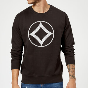 Magic The Gathering Mana Colourless Sweatshirt - Black