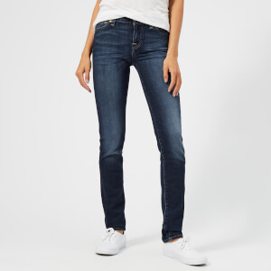 7 For All Mankind Women's Mid Rise Roxanne Jeans - Bairduchess